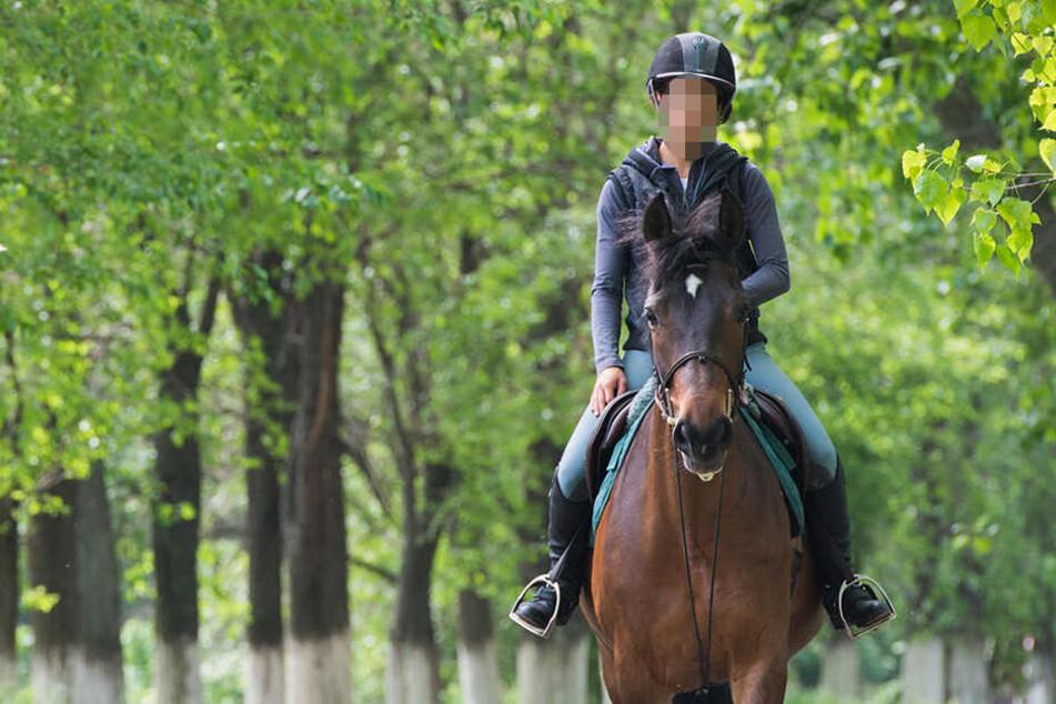 Pferd scheut: Achtjähriges Mädchen schwer verletzt