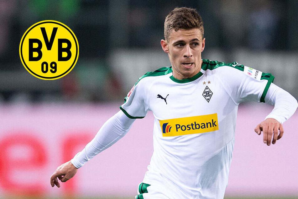 Offiziell! BVB schnappt sich Gladbachs Hazard
