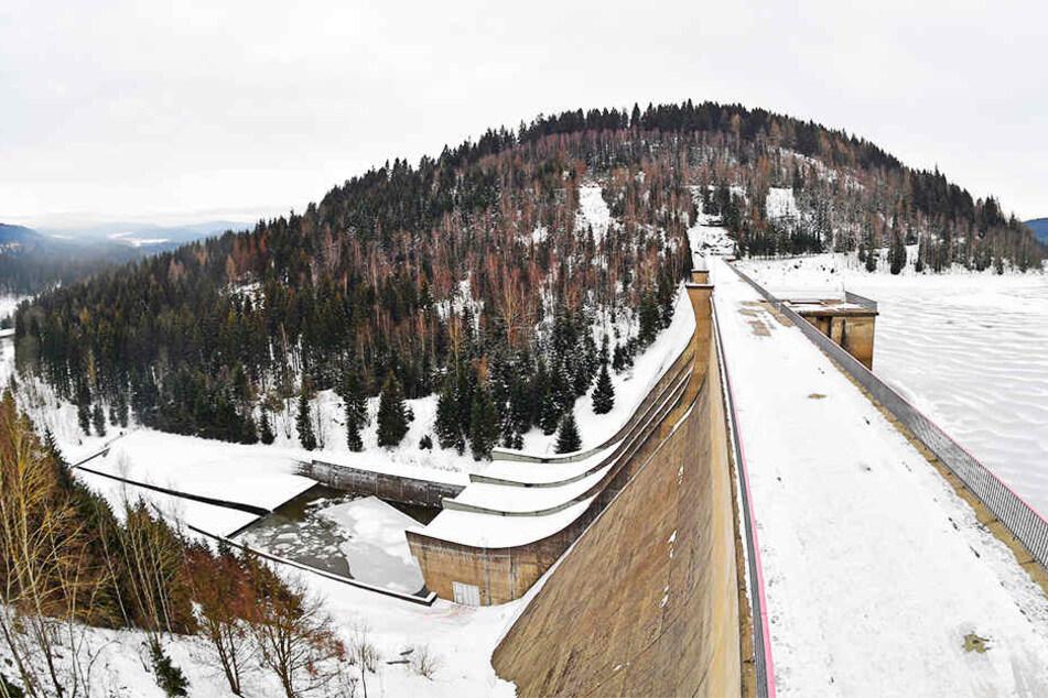 Nach Mega-Dürre: Wie leer sind Sachsens Talsperren?