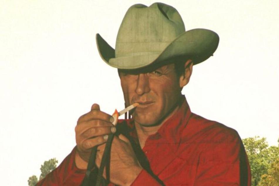 Er war der erste Marlboro Man: Robert Norris starb jetzt im Alter von 90 Jahren.