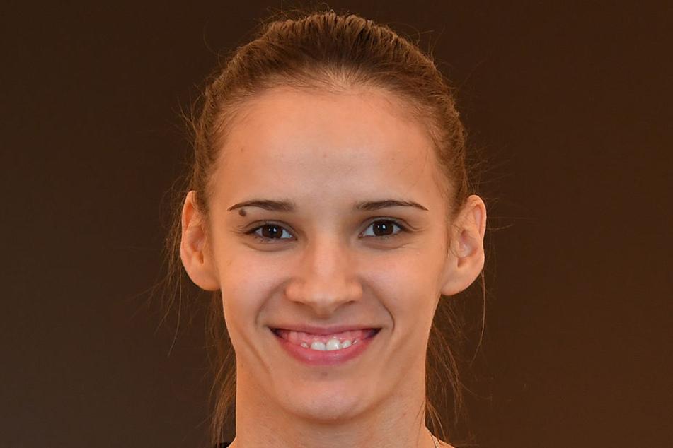 Ivana Mrdak wird am Mittwoch nicht spielen können, sie hat sich eine Fraktur an der linken Hand zugezogen.