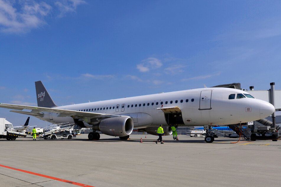 Die Fluggesellschaft Sundair will alle Flüge ab Dresden-Klotzsche aufrecht erhalten.