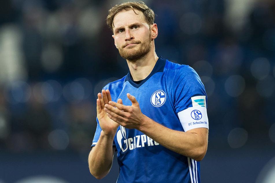 Wechselt er vom FC Schalke 04 zum VfB Stuttgart? Benedikt Höwedes.
