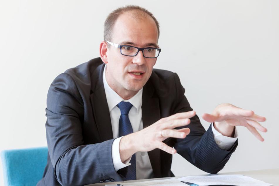 Die CWE mit Chef Sören Uhle (14) hat ein Marketing-Budget von 225.000 Euro bis Ende 2018.
