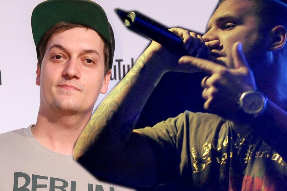 Skandal-Rapper Fler ätzt gegen YouTuber LeFloid!