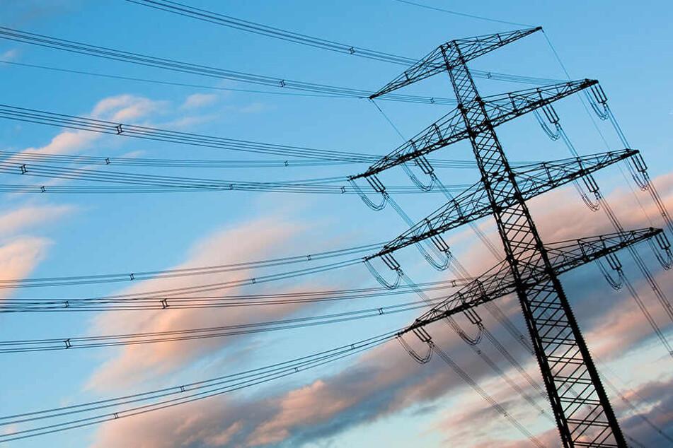 Plötzlich hatten einige Dresdner keinen Strom mehr.