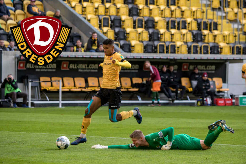 Dynamo-Sturm krank: Müssen es jetzt ausgerechnet die Junioren richten?