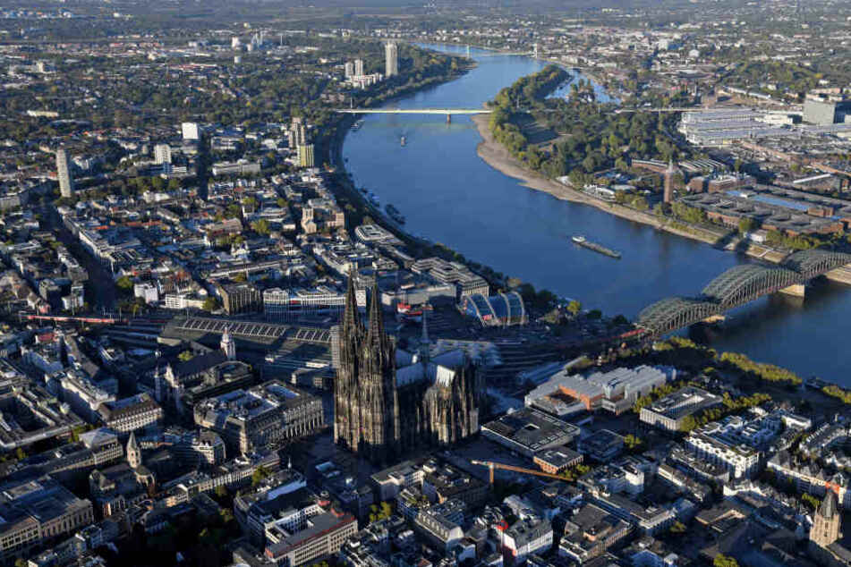 Die Bevölkerung Kölns soll bis 2040 weiter ansteigen.