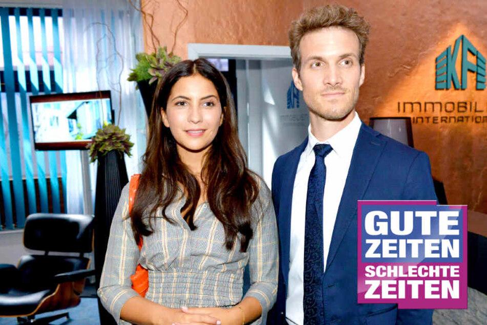GZSZ: Große Überraschung bei GZSZ: Hochzeit bei Felix und Laura?