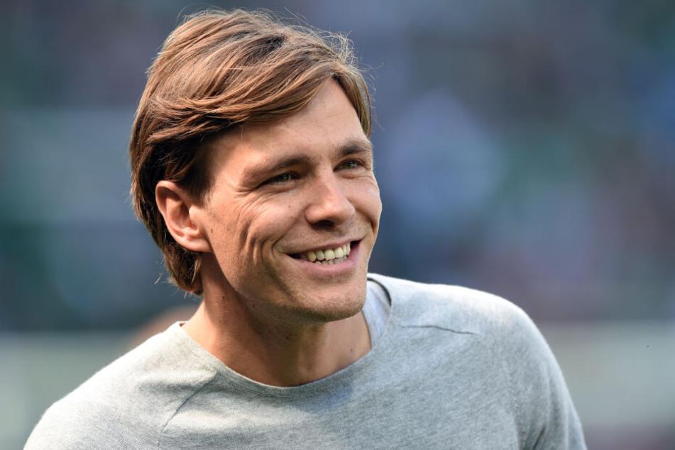 Clemens Fritz durchlief alle Jugendmannschaften in Erfurt, spielte auch zwei Jahre für die Herrenmannschaft.