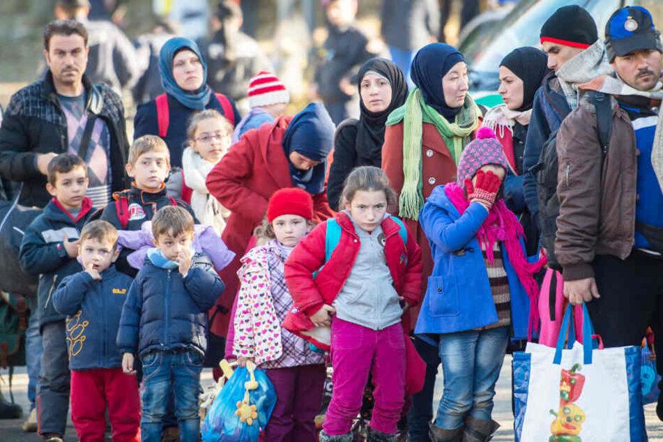 Seit Beginn der Flüchtlingskrise haben sich viele Menschen bewaffnet. (Symbolbild)