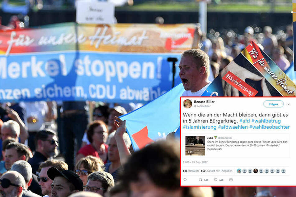 Es passiert wirklich! Russen-Angriff auf die Bundestagswahl im Internet