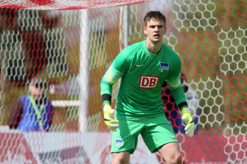Ben Lundt spielte von der U17 bis zur U23 für Hertha und ging dann in die USA.
