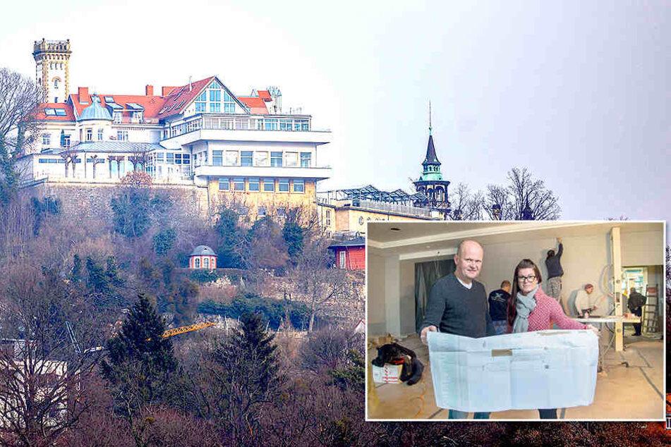 Hier geht\'s rund: Neuer Luisenhof öffnet noch vor Ostern!
