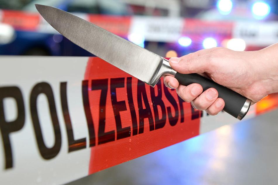 Mann soll in Lokal Zigarette ausmachen und zückt daraufhin ein Messer