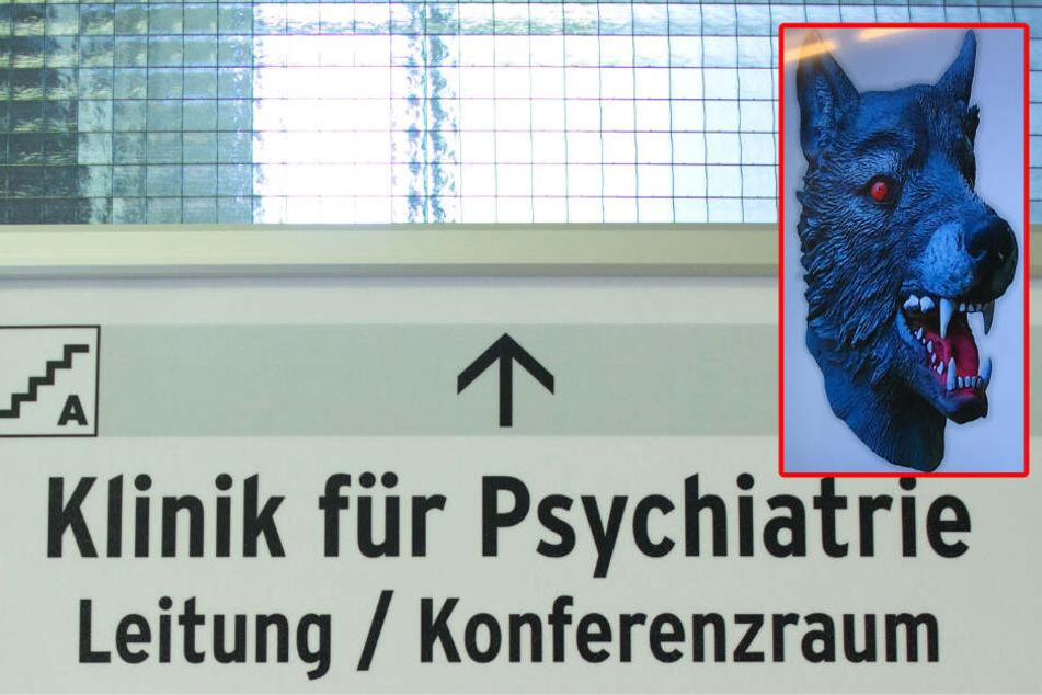 München: Wolfsmasken-Mann wieder in Psychiatrie: Hatte die Justiz einen Fehler gemacht?