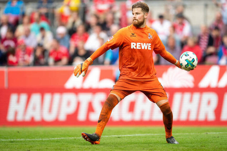Timo Horn steht noch bis 2023 in Köln unter Vertrag.