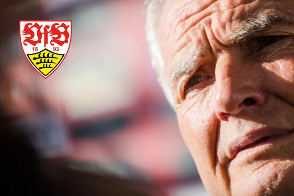 VfB-Präsident Dietrich will sich Kritik stellen, und weicht dann unangenehmer Frage aus