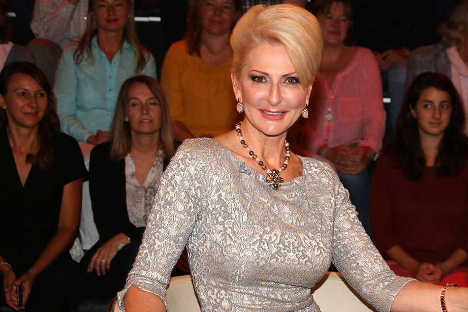 Auch mit 60 Jahren ist Désirée Nick immer noch ein gern gesehener TV-Gast.
