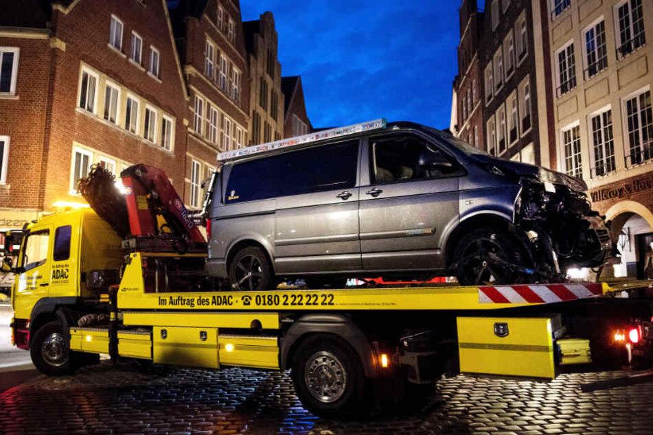 Amokfahrt in Münster: Weiteres Opfer stirbt an Verletzungen