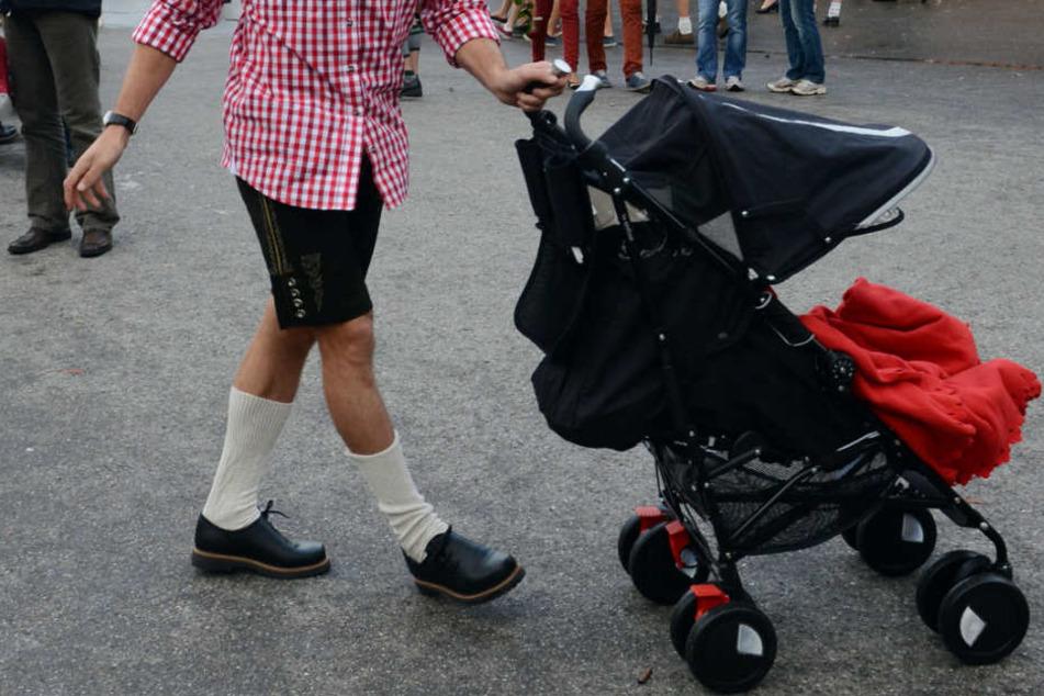 Auf dem Oktoberfest in München wurde eine Säugling verletzt. (Symbolbild)