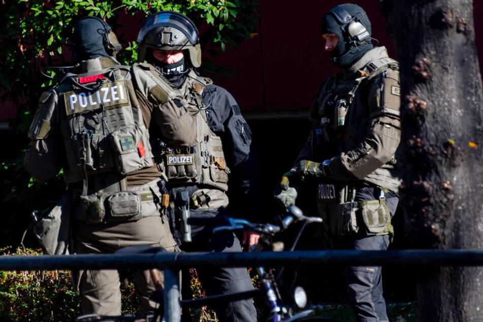 Mann mit Waffe sorgt in Gießen für Großeinsatz der Polizei