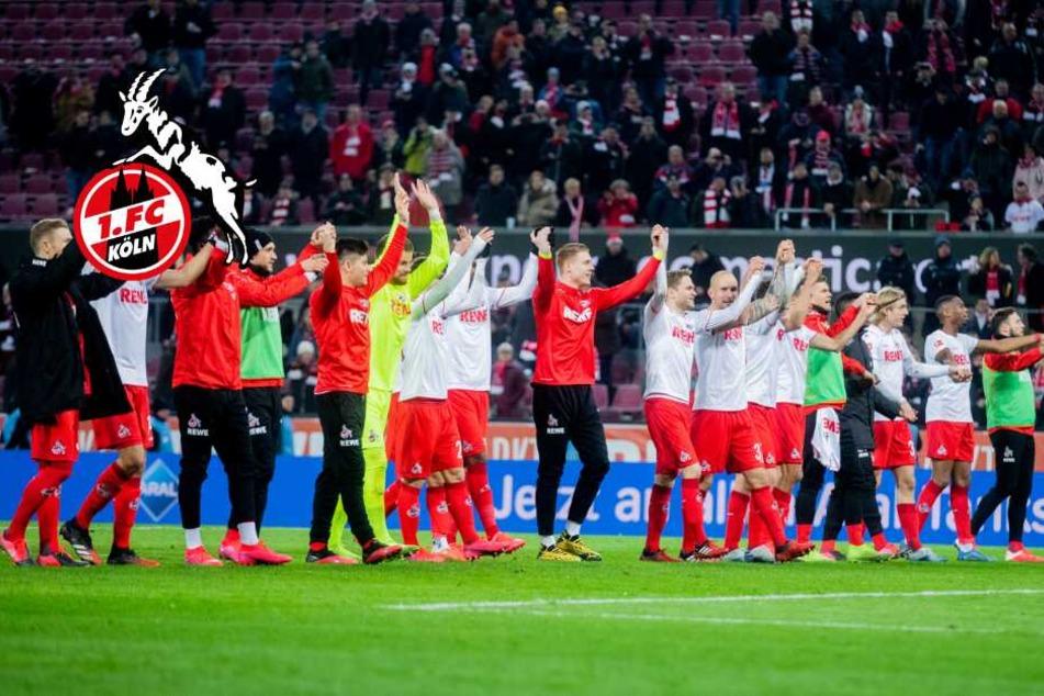 1. FC Köln mit nächster Glanzleistung: Rettung in Reichweite