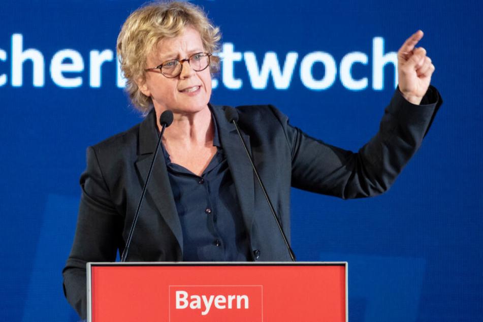 SPD-Chefin Natascha Kohnen übte trotz der positiven Zahlen erneut Kritik.