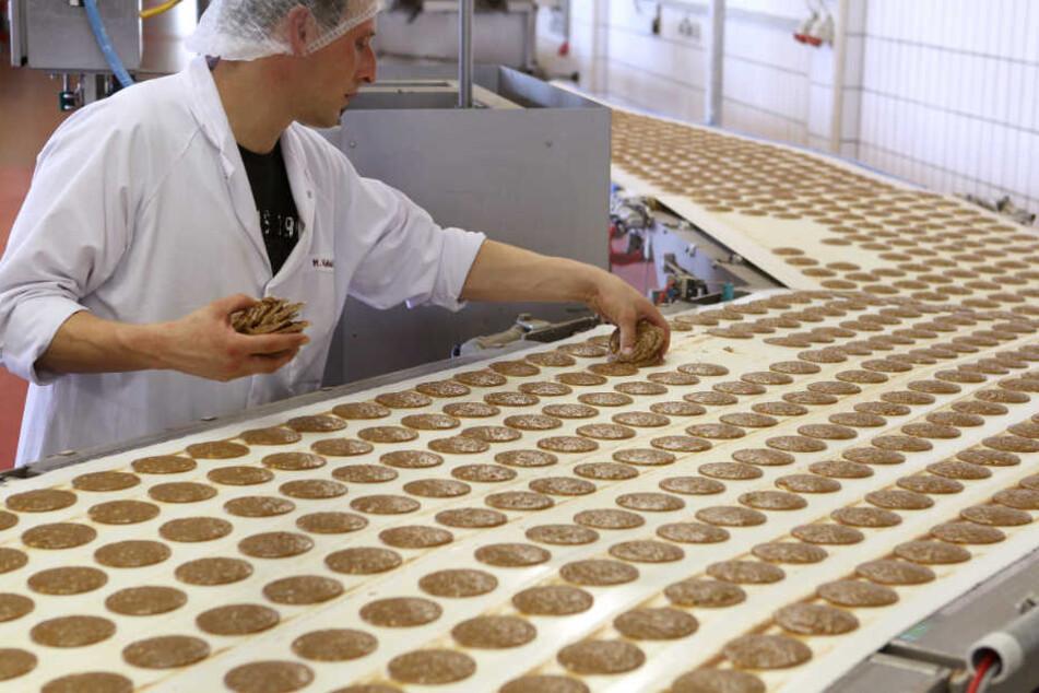 Mehr als zwei Drittel der Lebkuchen in Deutschland kommen aus Bayern.