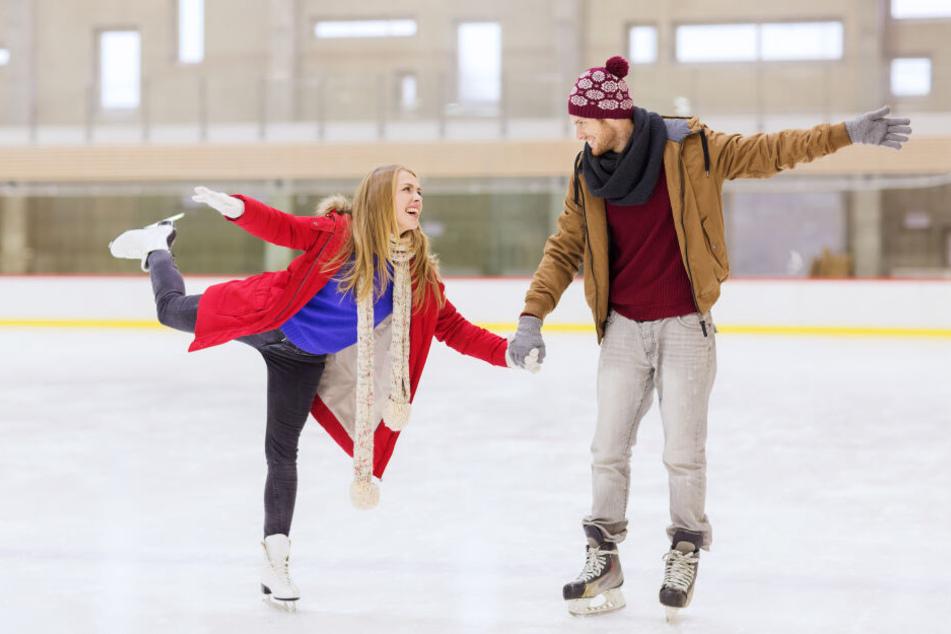 Ab Donnerstag ist wieder Eislaufzeit im Eissportzentrum Chemnitz.