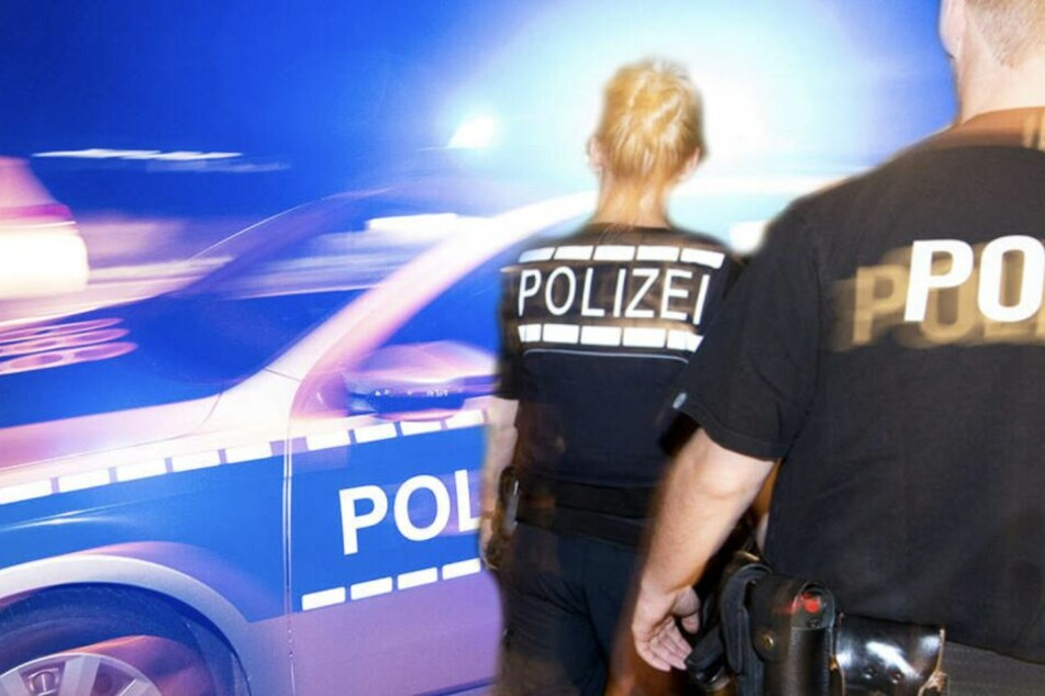 Einsatzkräfte der Polizei konnten die Schlägerei beenden.