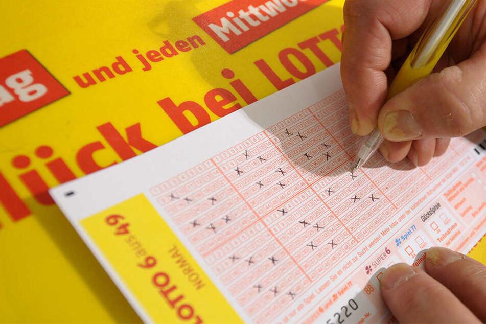 Das Lotto-Jahr beginnt mit einem Millionengewinn in Sachsen.