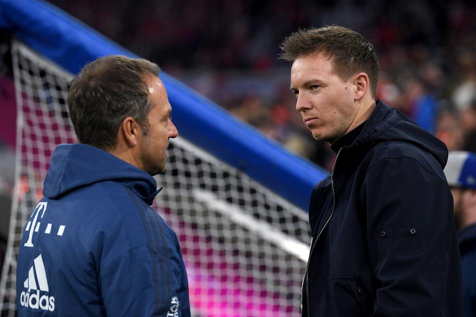 Bisher konnte RB Leipzig in München nicht gewinnen, doch das soll sich am kommenden Samstag ändern. (Archivbild)