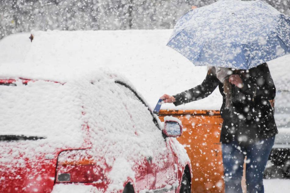 Im Freistaat Bayern wird es im Verlauf der Woche wieder schneien. (Symbolbild)