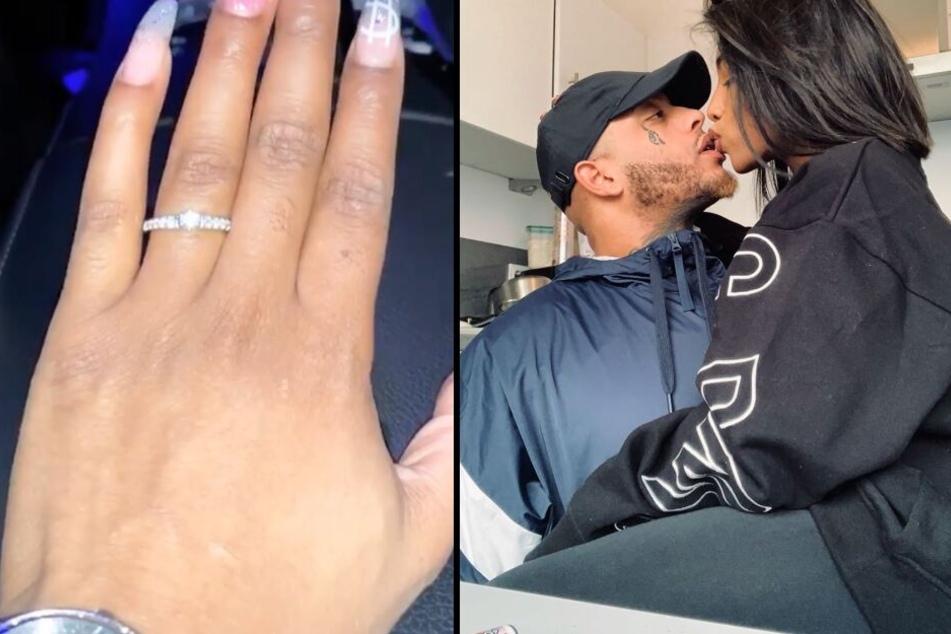 Heimliche Verlobung! Rapperin Eunique heiratet Mitglied der 187-Strassenbande