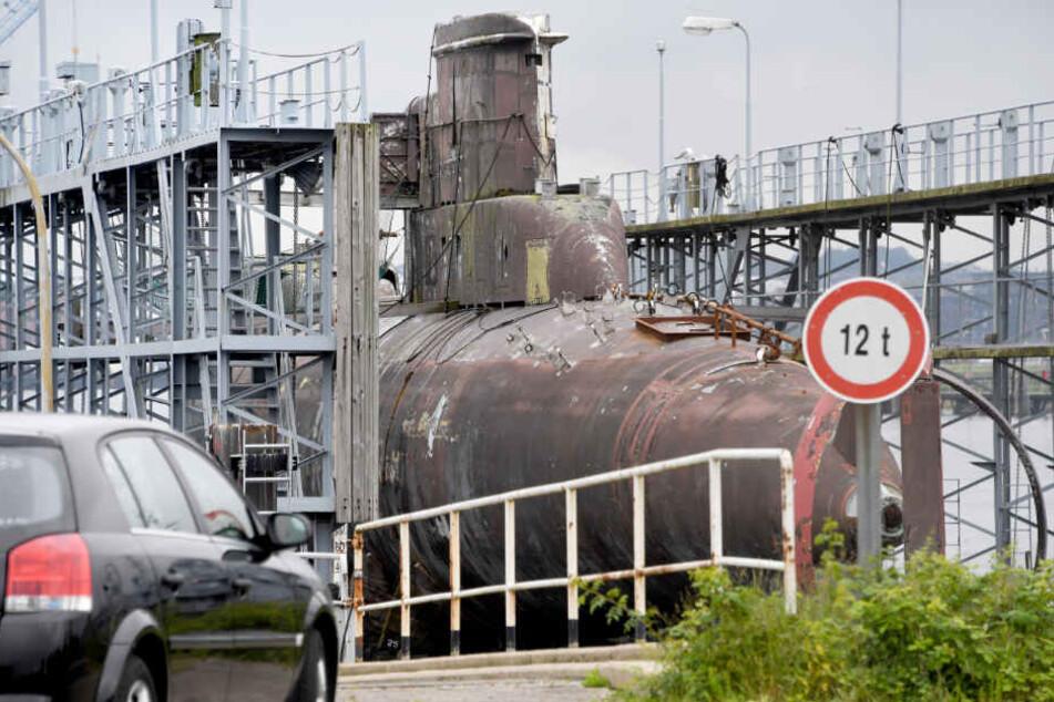 Schrott-U-Boot der Bundeswehr findet endlich einen Käufer