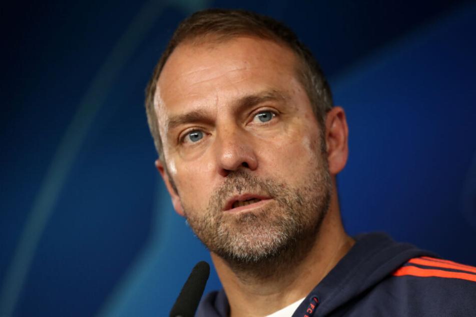 Hansi Flick hat beim FC Bayern vorerst die Nachfolge von Niko Kovac übernommen.