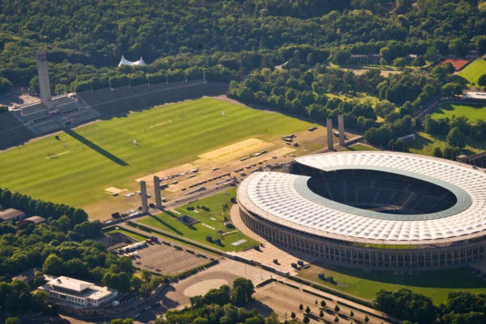 Hertha BSC will das neue Stadion weiterhin am Olympiapark bauen.