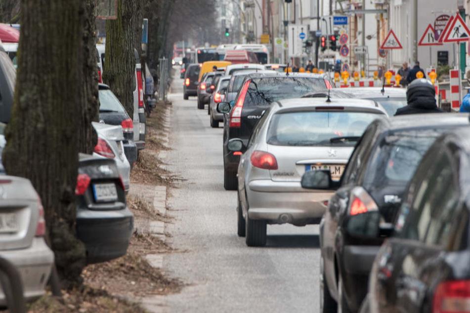 Diesel-Fahrverbote können von Städten verhängt werden.
