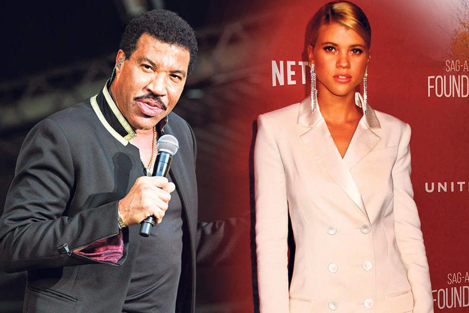 Lionel Richie (68), Soul-Legende  und Oscarpreisträger, hat derzeit eine Menge Ärger mit seiner Tochter.
