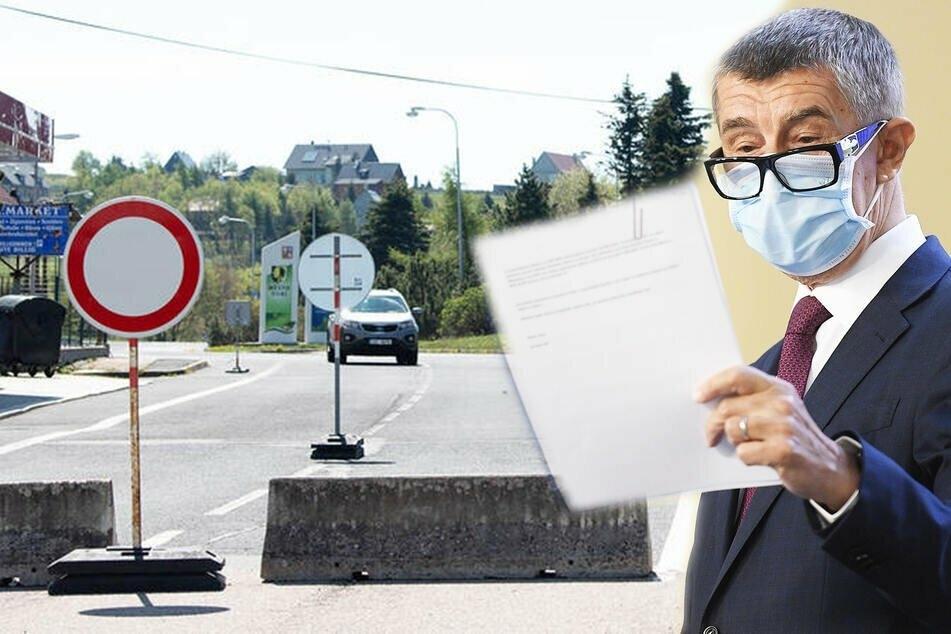 Ministerpräsident Andrej Babis will die tschechischen Grenzen noch eher öffnen.