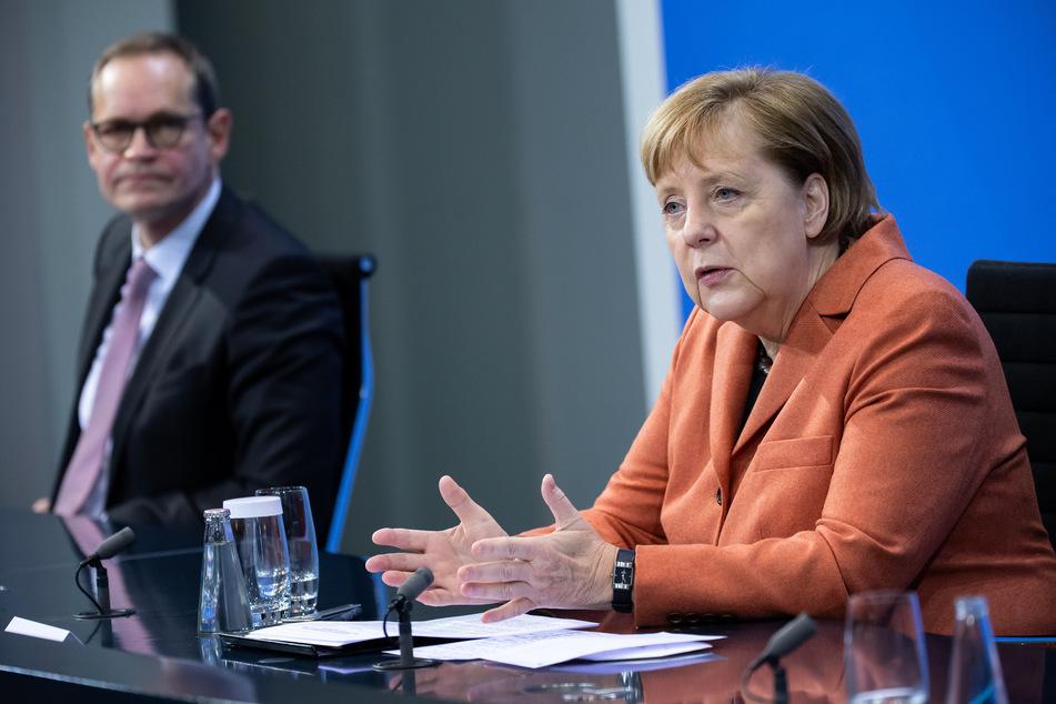 Corona-Lockdown beschlossen: Berlin macht ab Mittwoch dicht