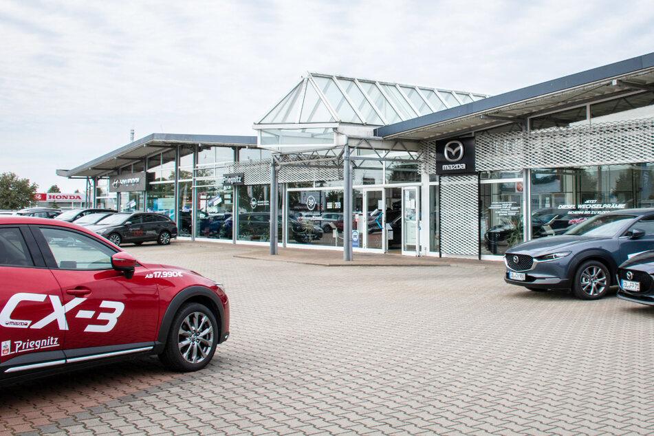 Autohaus senkt Preise auf viele Autos drastisch