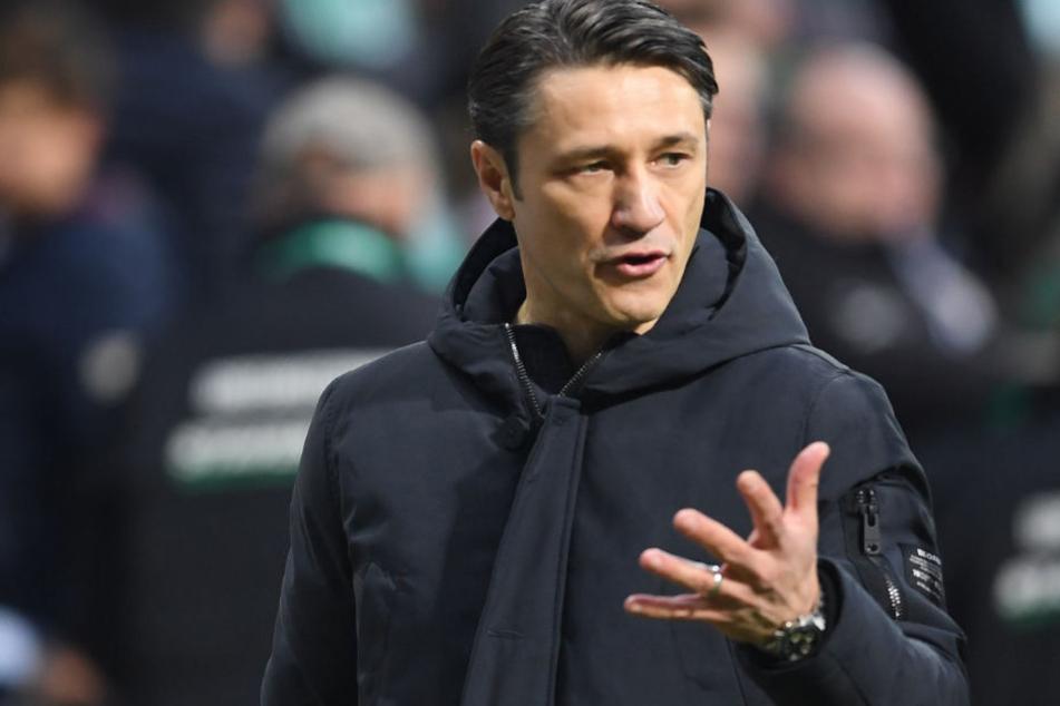 Bayern-Trainer Niko Kovac ist durch die FCB-Krise offenbar härter geworden.