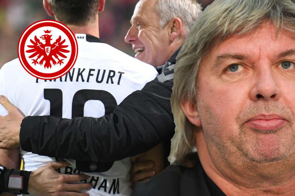 """""""Ich finde das komisch"""": DFB-Vize Zimmermann verurteilt Eintracht-Einspruch nach Abraham-Sperre"""