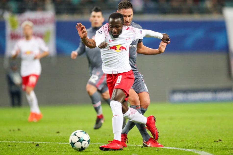 Naby Keita musste in der Champions League zwei Pleiten gegen Besiktas Istanbul einstecken. Nun geht es in der Europa League gegen den SSC Neapel weiter.