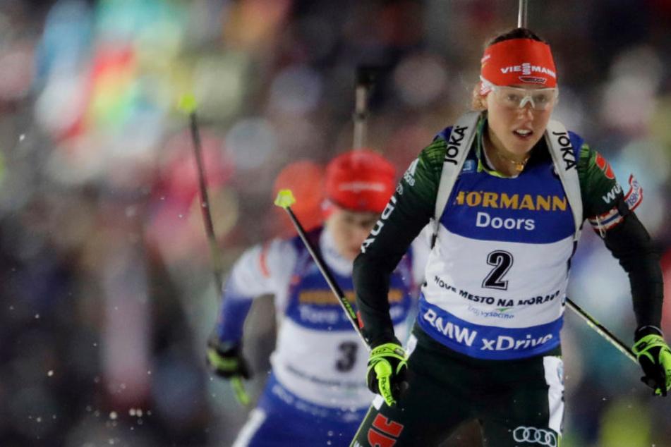 """""""Weniger manchmal mehr"""": Laura Dahlmeier sagt Start für Heim-Weltcup ab"""