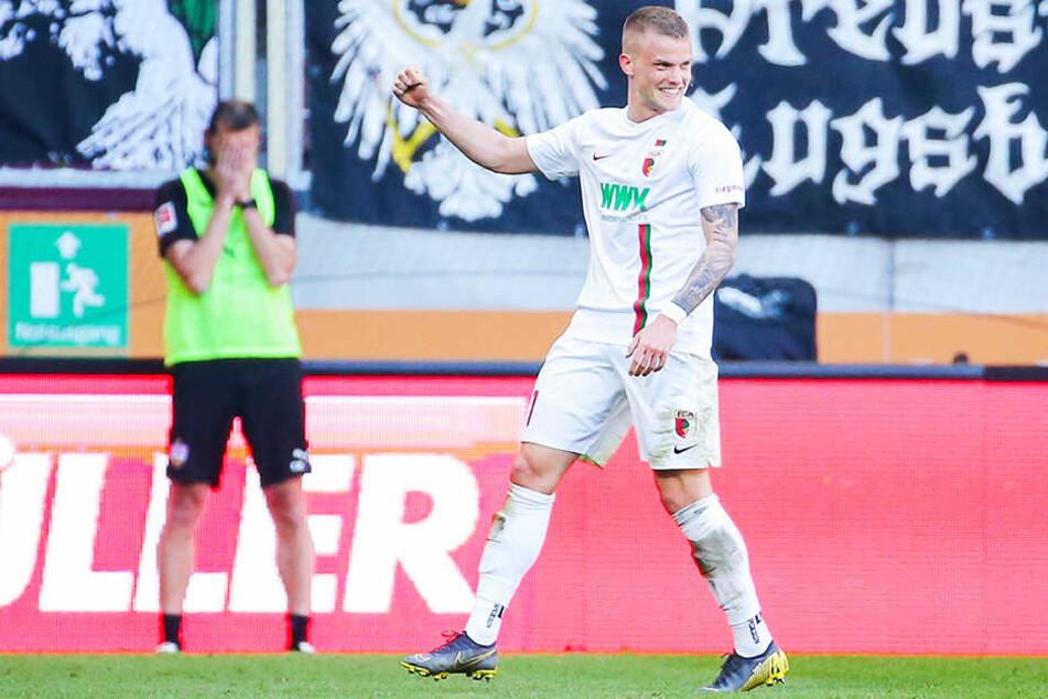 Philipp Max würde den Verein laut eigener Aussage im Sommer gerne verlassen.