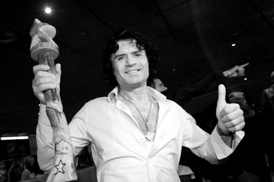 Schlagerstar Costa Cordalis starb am 2. Juli 2019 im Alter von 75 Jahren.