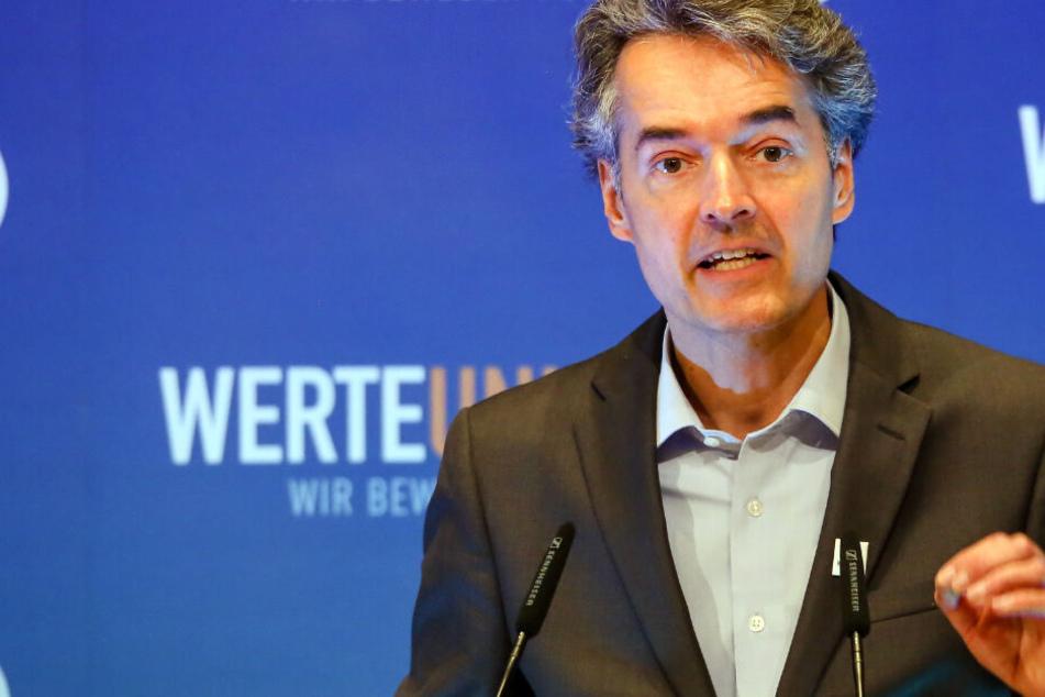 CDU-Werteunion: Linksextreme drohen Alexander Mitsch und seiner Familie mit Gewalt